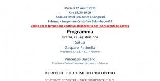 Applicazione della Riforma  FORNERO - Palermo 12 marzo 2013 - Copia3 (2)